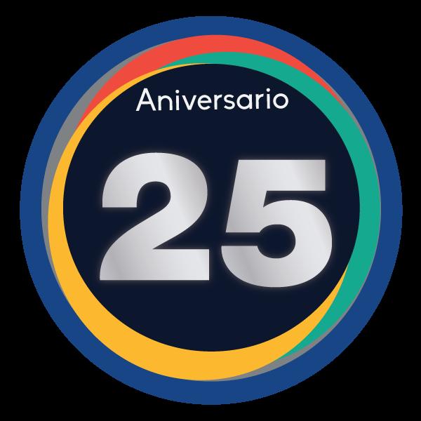 cursos de capacitación 4par aniversario 25 años