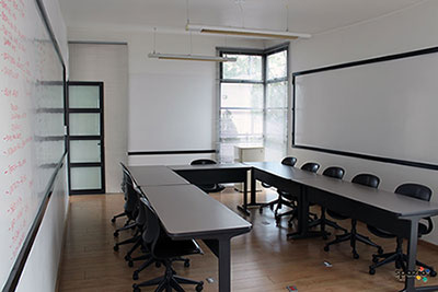 sala de juntas y capacitación spazio meeting point